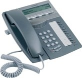 Mitel Aastra Dialog 4223 Proffessional, donker grijs