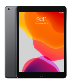 Apple iPad 10,2-inch Wi-Fi 32GB, Space Gray