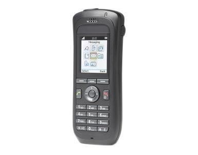 Mitel 5624 v2 WiFi Handset with Battery & Clip