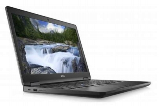 Latitude 5500 CTO Base standaard laptop