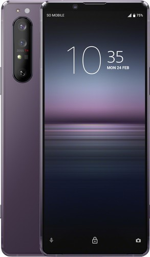 Sony Xperia 1 II 5G Violet