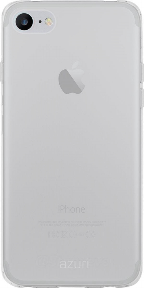 Azuri case TPU ultra thin transparent for Apple iPhone 7/ 8 / SE 2020