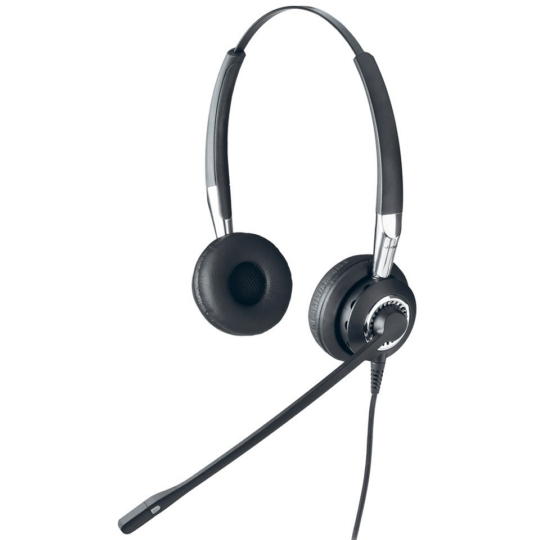 Jabra BIZ 2400 Flex Duo NC headset