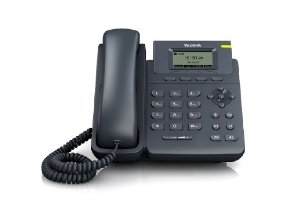 Yealink T19P E2 IP telefoon (incl 220V adapter)