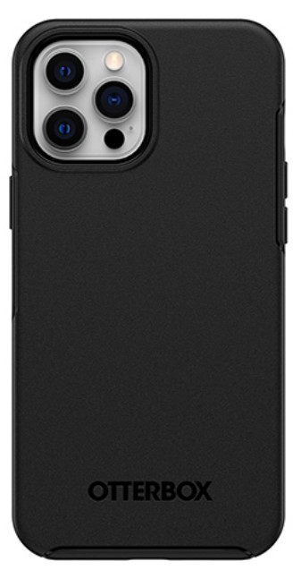 OtterBox Symmetry Apple iPhone 12 Pro Max Black