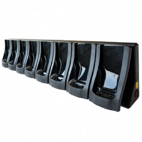 Mitel Charger Rack for 600d for 8 positions