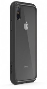 Belkin Elite SheerForce Case - black - for iPhone X