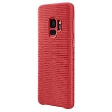 Samsung S9 hyperknit Cover - red