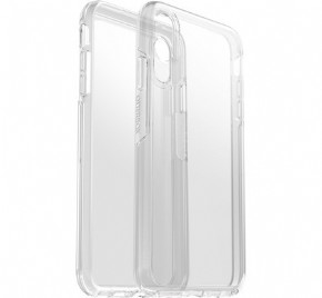 OtterBox Symmetry Clear - Clear - for Apple iPhone Xs Max