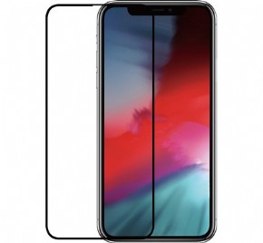 Azuri Tempered Glass flatt RINOX ARMOR - transparant- for iPhone Xs Max