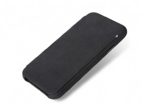 Decoded Leather Slim Wallet - black - for iPhone Xr