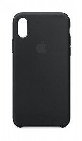 Azuri rubber cover - black - for iPhone Xr