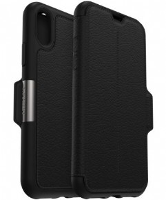 Otterbox Strada - Shadow black - for Apple iPhone X/Xs
