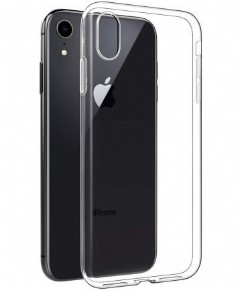 Azuri case TPU - transparent - for Apple iPhone Xr