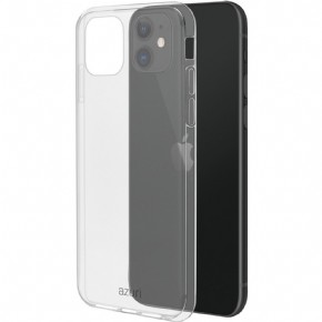 Azuri case TPU - transparent - voor iPhone 11