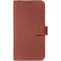 Decoded Leather Detachable Wallet - brown - for iPhone 11 (6.1'')