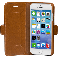 DBramante wallet Cop. tan iPhone SE2020/7/8