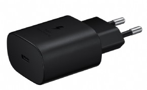 Samsung Travel Adapter USB-C 25W Blk (without cable)